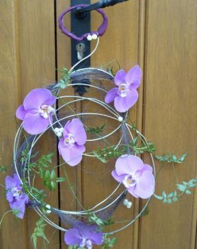 anneau d'orchidées